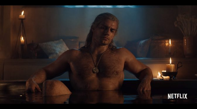 Netflix's The Witcher live-action series gets an official main trailer, airs on December 20th