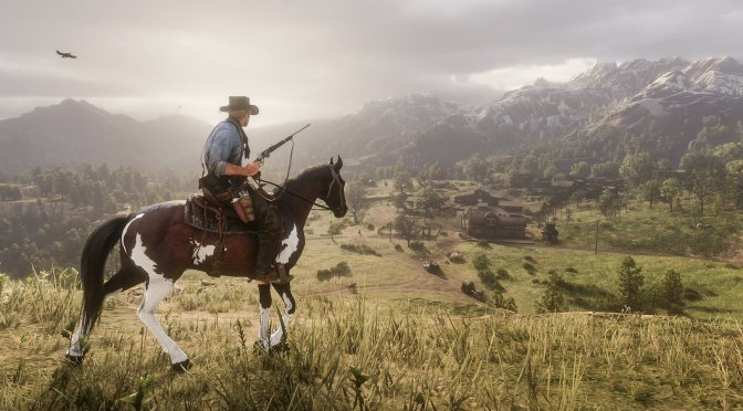 "Red Dead Redemption 2 Patch 1.20 ""The Naturalist"" is now available for download"