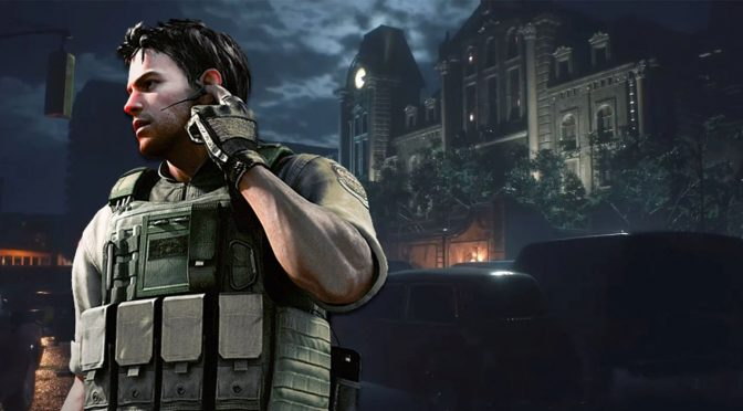 You can now play as Chris Redfield and Jill Valentine in Resident Evil 2 Remake