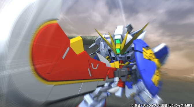 SD GUNDAM G Generation CROSS RAYS is coming to the PC on November 28th