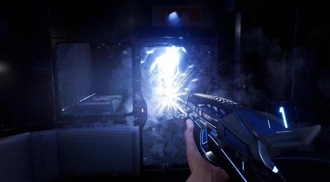 Demo released for sci-fi horror first-person survival game, Shadows of Kepler