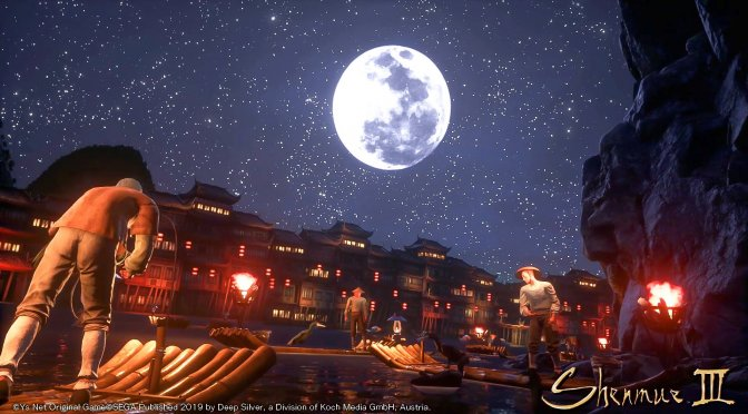 New screenshots released for Shenmue 3