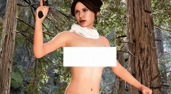 First Leia nude mod released for Star Wars Battlefront 2, available for download