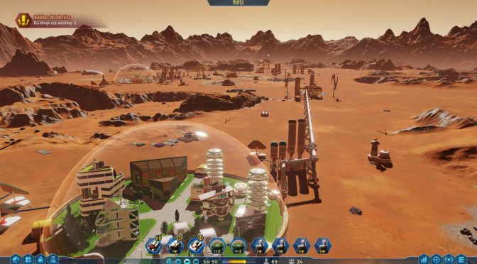 Surviving Mars is now free on Epic Games Store, Observer & Alan Wake American Nightmare to be free next week