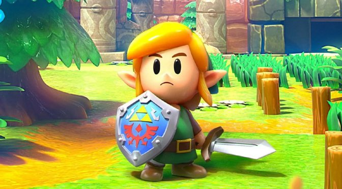 You can now play The Legend of Zelda Link's Awakening on the PC with 60fps