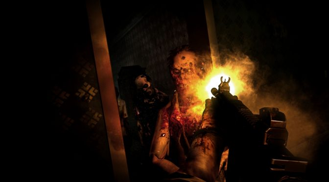 Here are 8 minutes of gameplay footage from The Walking Dead: Saints & Sinners