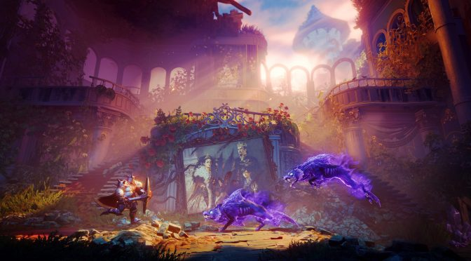 Toby's Dream DLC is a new free DLC for Trine 4 that is available now for download