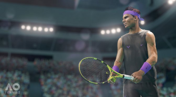 New developer diary for AO Tennis 2 focuses on its Career Mode