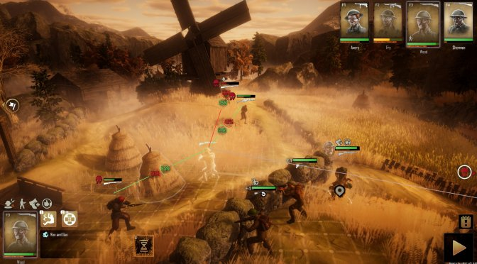Gameplay trailer released for the story-driven tactical RPG, Broken Lines