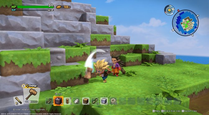 Square Enix has removed Denuvo from DRAGON QUEST BUILDERS 2