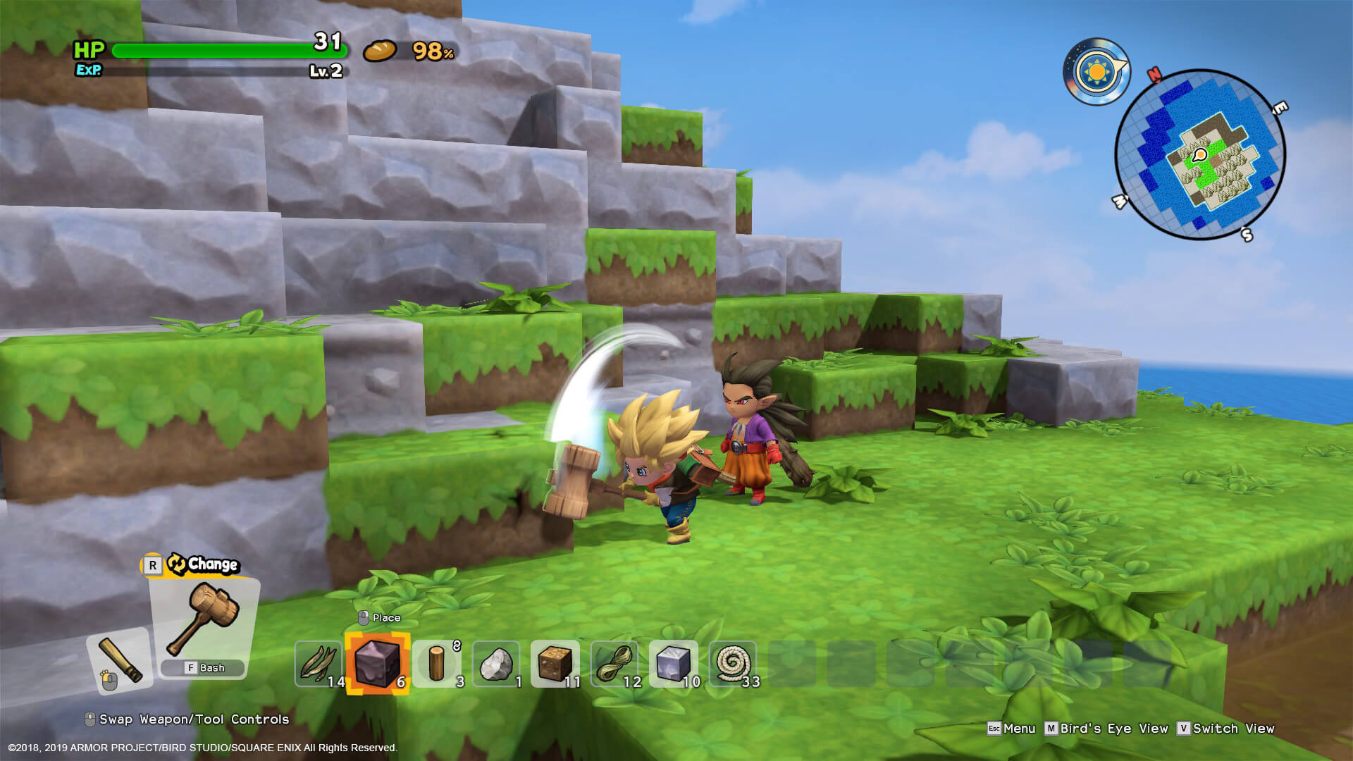 Photo of Square Enix has removed Denuvo from DRAGON QUEST BUILDERS 2