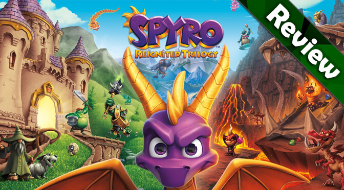 Spyro: Reignited Trilogy – PC Review
