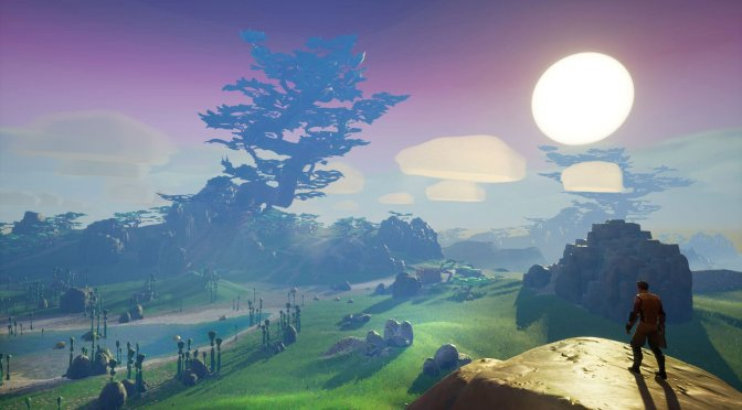 Life Beyond is a new open world multiplayer online game, gets debut gameplay trailer
