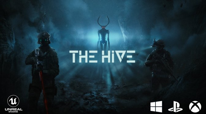 The Hive is a new round based first-person-looter-shooter, coming to the PC in 2020