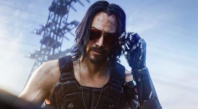 Here is a brand new trailer for Cyberpunk 2077, featuring Keanu Reeves