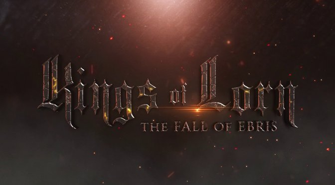 First-person dark-fantasy survival-horror game, Kings of Lorn: The Fall of Ebris, gets a launch trailer