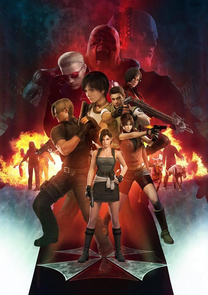 Capcom Is Teasing Resident Evil 3 Through A Franchise Steam Sale