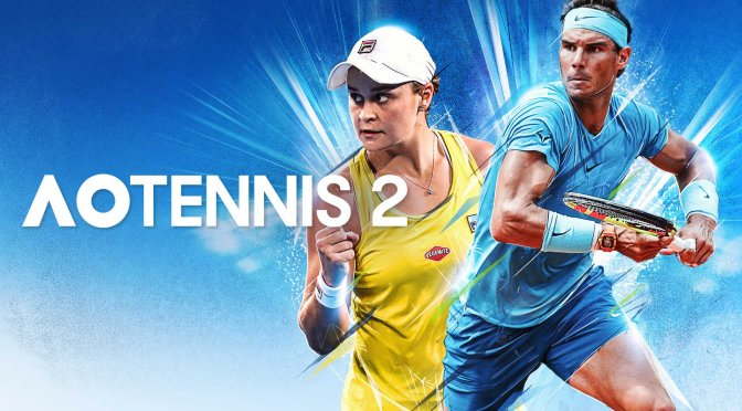 New AO Tennis 2 trailer showcases its Content Editor, AO Tennis 2 Tools available now for download