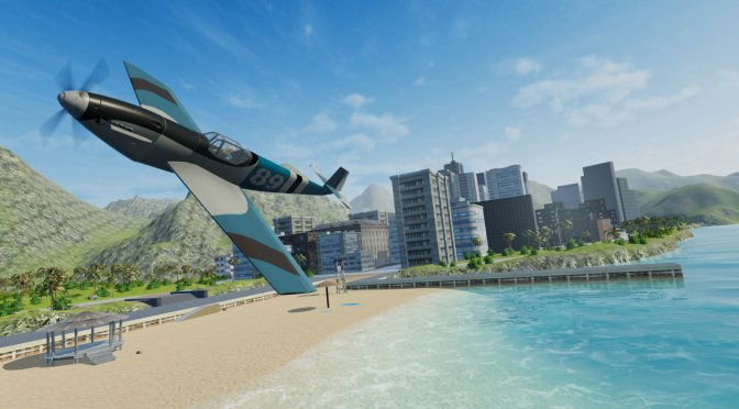First gameplay footage revealed for Balsa Model Flight Simulator