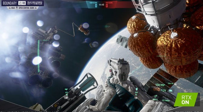 New combat gameplay trailer released for tactical multiplayer shooter, Boundary