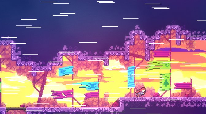 Celeste is available for free on Epic Games Store for the next 24 hours