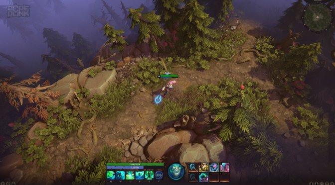 """Corepunk is a new """"Diablo Meets Ultima Online"""" MMORPG, first gameplay trailer released"""