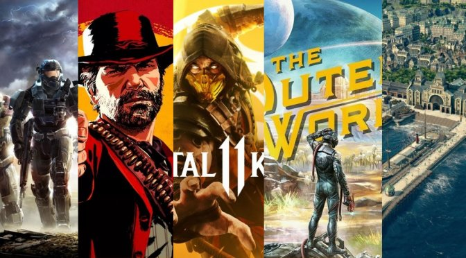 DSOGaming – Here are our Games of the Year 2019