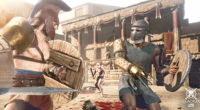 Gladiux is a new combat action game, coming to PC in 2020, first screenshots & teaser trailer