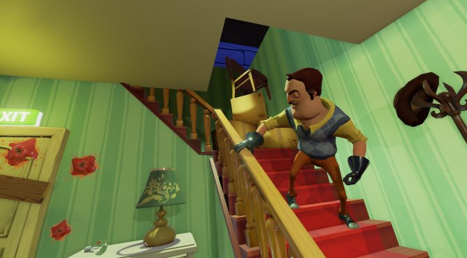 Stealth horror game, Hello Neighbor, is available for free on Epic Games Store for the next 24 hours