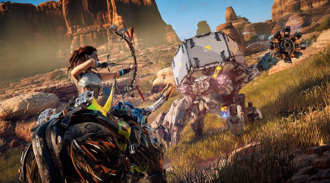 Horizon Zero Dawn header screenshot