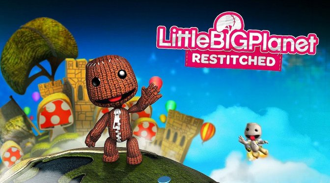 LittleBigPlanet is coming to the PC as a fan remake, first pre-alpha gameplay trailer