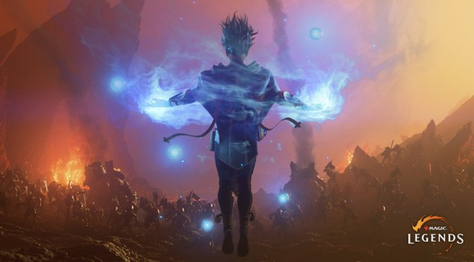 Perfect World Entertainment announces a new MMO action RPG, Magic: Legends