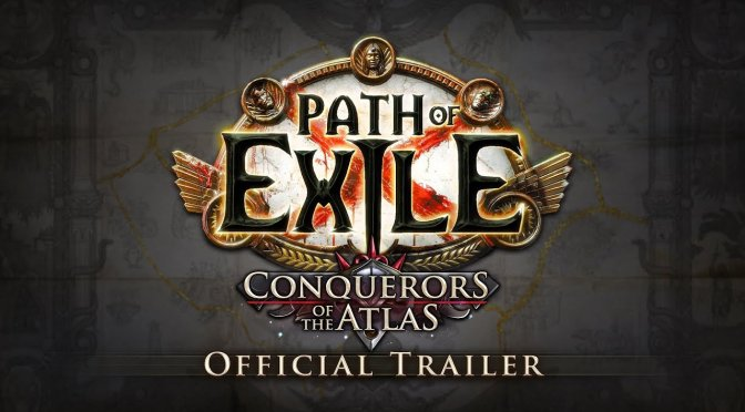 Path of Exile: Conquerors of the Atlas is coming to the PC later today