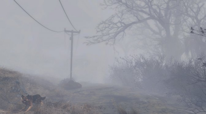 Whispering Hills mod turns Fallout 4 into a Silent Hill game, available for download
