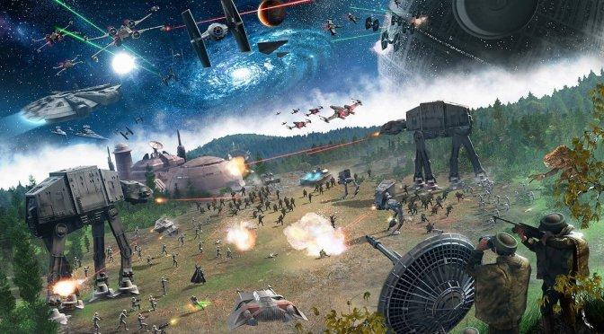 Star Wars Empire at War Fan Remake Version 3.0 is now available for download