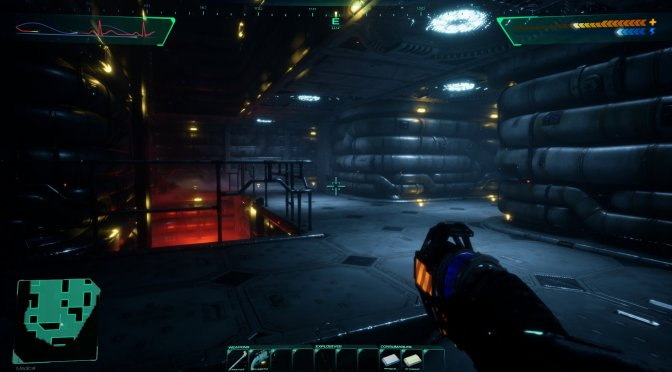 System Shock Remake in-game screenshot