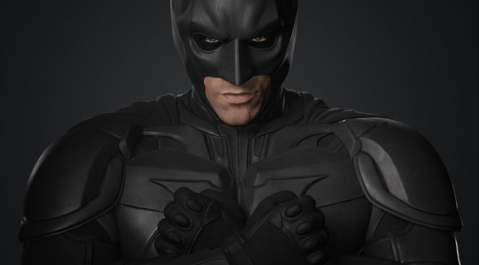 Here is what a next-generation Batman game could look like in Unreal Engine 4
