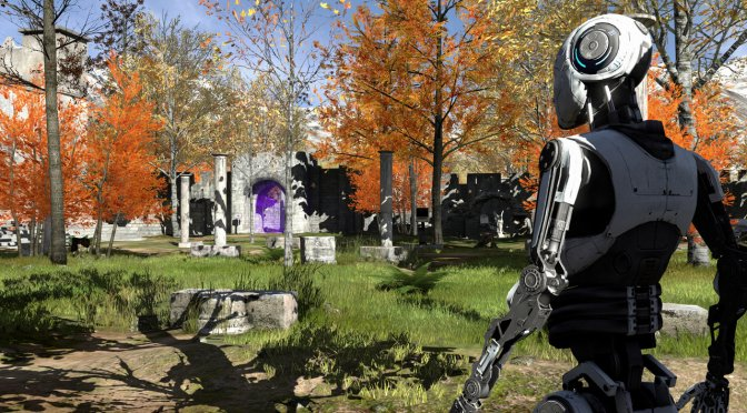 The Talos Principle is available for free on Epic Games Store for the next 24 hours