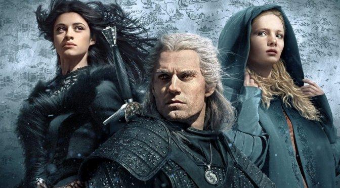 Netflix's The Witcher fight scene clip