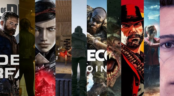 Top 10 Best PC Games Graphics of 2019