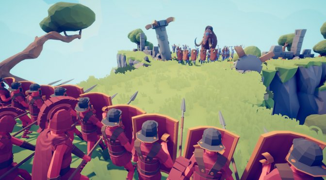 Totally Accurate Battle Simulator is available for free on Epic Games Store for the next 24 hours