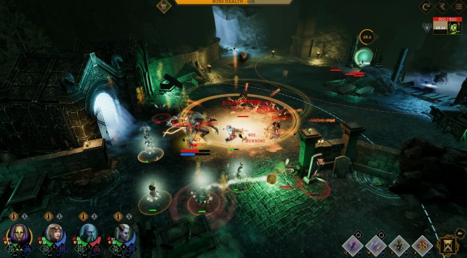 Tower of Time, story-rich dungeon crawler, is available for free on GOG for the next 46 hours