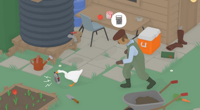 Untitled Goose Game has sold over one million copies