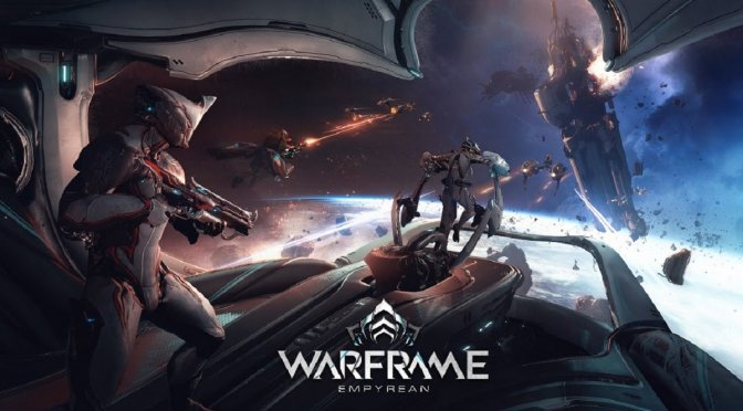 Warframe Empyrean expansion is now available for free on the PC