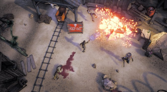 Weird West is an isometric action RPG from the developers of Dishonored and PREY