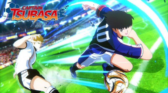 Captain Tsubasa: Rise of New Champions is coming to the PC on August 28th
