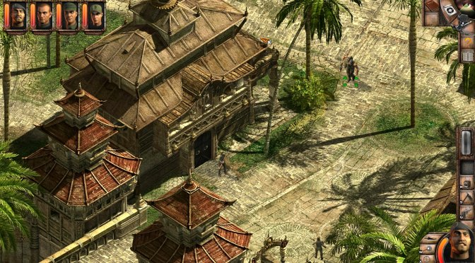 Brand new screenshots released for Commandos 2 HD Remaster