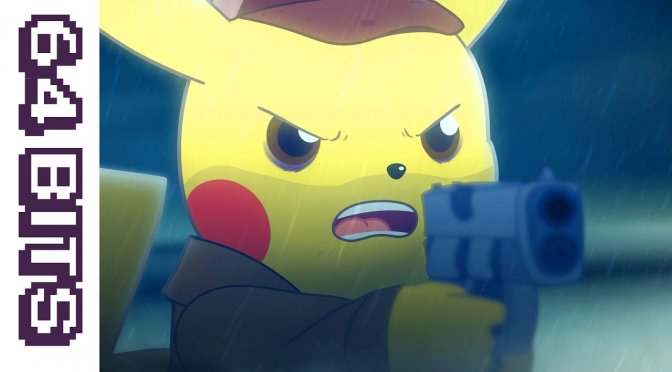 Detective Pikachu meets Max Payne in this amazing fan-made animated video