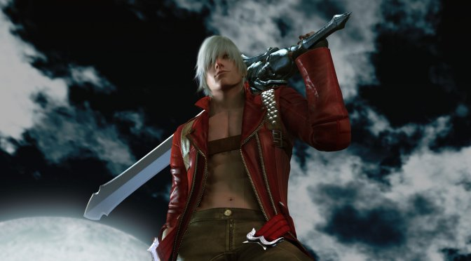 This 3.5GB HD Texture Pack for Devil May Cry 3 upscales all of its textures, available for download
