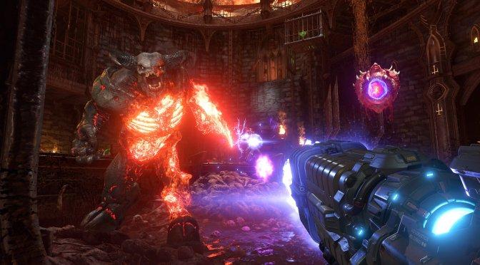 Doom Eternal Ray Tracing Ultra Nightmare 4K Native PC Screenshots